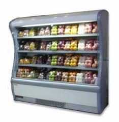 Multi-deck refrigerated showcase alcor 200