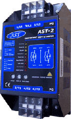Electronic soft starters ast-2-44 / 58 / 72 / 85