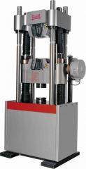 Servo-hydraulic universal testing machine hut