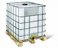 Tank ibc plastic container