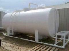Underground tank & skid tank