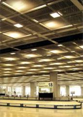 Expanded modular ceiling systems