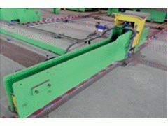 Pipe transfer buggy