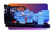 Power concept generator set.