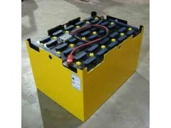 Traction battery for forklift & reach
