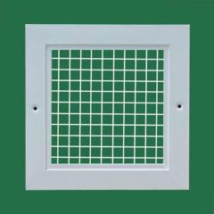 Egg-crate return air grille