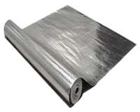 Double sided alum foil