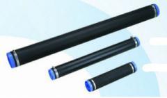 Membrane tube diffusers