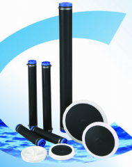 Tube and dics diffusers
