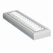 T5 1 x 14W fluorescent fixture with ultralow