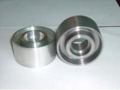 Stainless steel castor