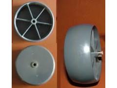 Plastic wheel