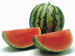 Fresh Fruits Watermelon (Citrus Vulgaris)