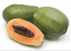 Fruits Papaya (Carica Papaya)