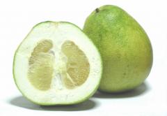 Exotic Fruits Pamelo (Citrus Grandis)