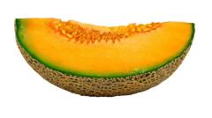 Tropical Fruits Cantaloupe or cantaloup or rock