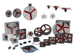 Multifan fans