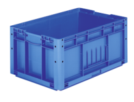 Containers with Euro dimensions