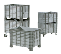 Heavy load containers