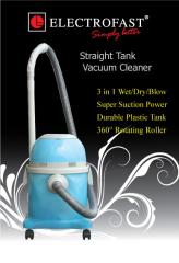 3in1 Straight Tank Vacuum Cleaner