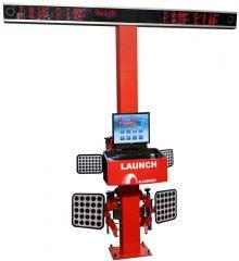 Launch Wheel Aligner ( 3D, X712)