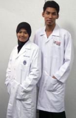 Lab doctor's coat