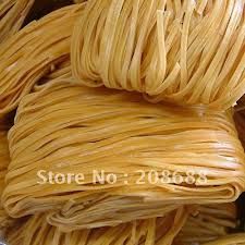 Noodles of instant cooking  Carrot Mee