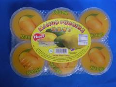 Happy Mango Pudding
