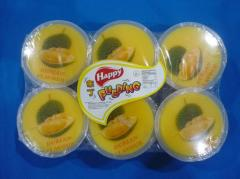 Fruit Pudding: Happy Durian Flavour
