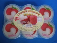 Fruit Pudding: Happy Lychee Flavour