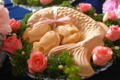 Sponge Cakes Bahulu Ikan
