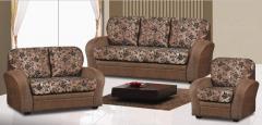 Wooden sofas Totti sofa