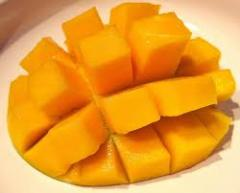 Organic fruits Mango