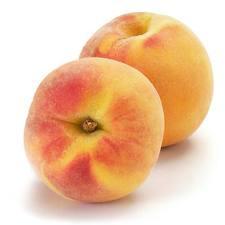 Exotic fruits peaches