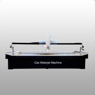 Cutting machinery CAS - WaterJet Cutting Machine