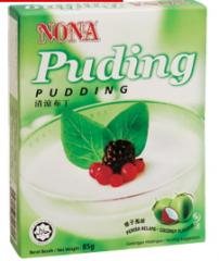 Puddings Pudding Assorted Taste