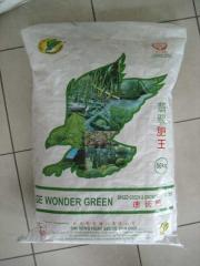 Organic fertilizers GE organic green