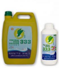 Food for pond fish Green Fertilizers
