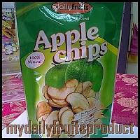 Sweet snacks Cip apple