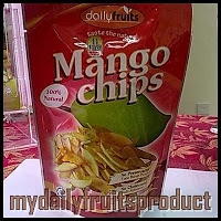 Sweet snacks Cip Mangga