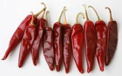 Vegetables Dry Chili