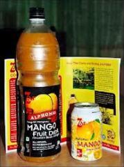 Fresh juices Pet Bottle Mango