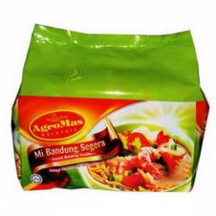 Noodles of instant cooking