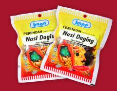 "Food flavors ""Rempah Nasi Daging"