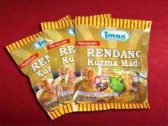 "Food Flavours ""Perencah Rendang Kurma"