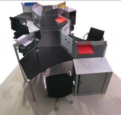 Furniture for staff Cosmos 38 Series