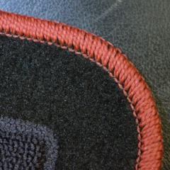 Wool carpets high quality stitching