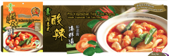 Food flavors Nyor Nyar™ Instant Vegetarian Tom Yam Paste
