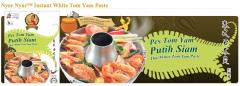 Food flavors Nyor Nyar™ Instant White Tom Yam Paste