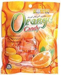 Fruit Candies Orange